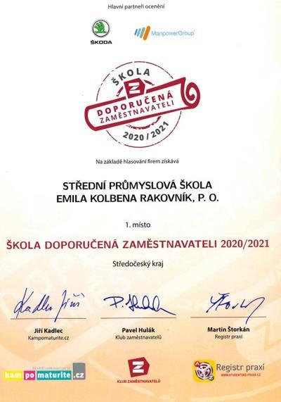Diplom_SPS Rakovnik.jpg